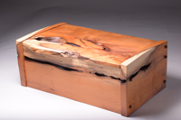 Fissured Yew Jewellery Chest