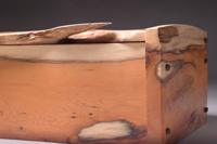 Another Fissured Yew Jewellery Chest