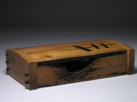 HMS Victory Oak Desk Box