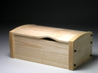 Deep Box in Ash