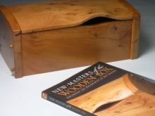 jewellery box in yew