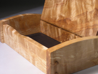 Silver Birch Jewellery Box