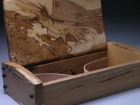 Beech Jewellery Box